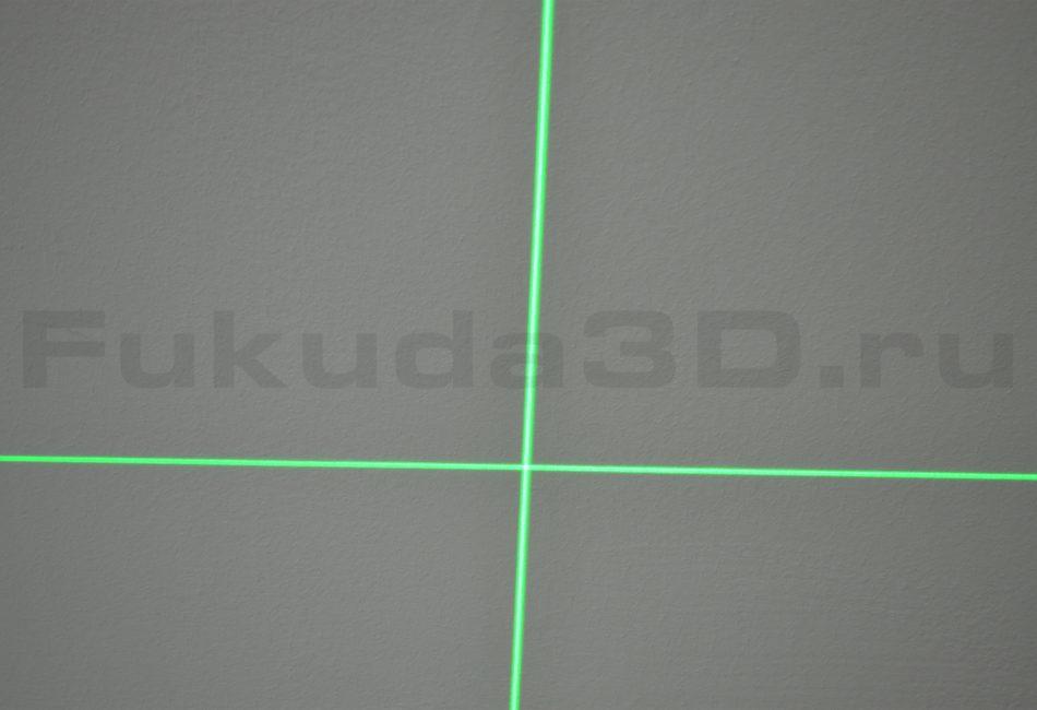 Лазерный уровень KAPRO 862G с зеленым лучом - фото 1