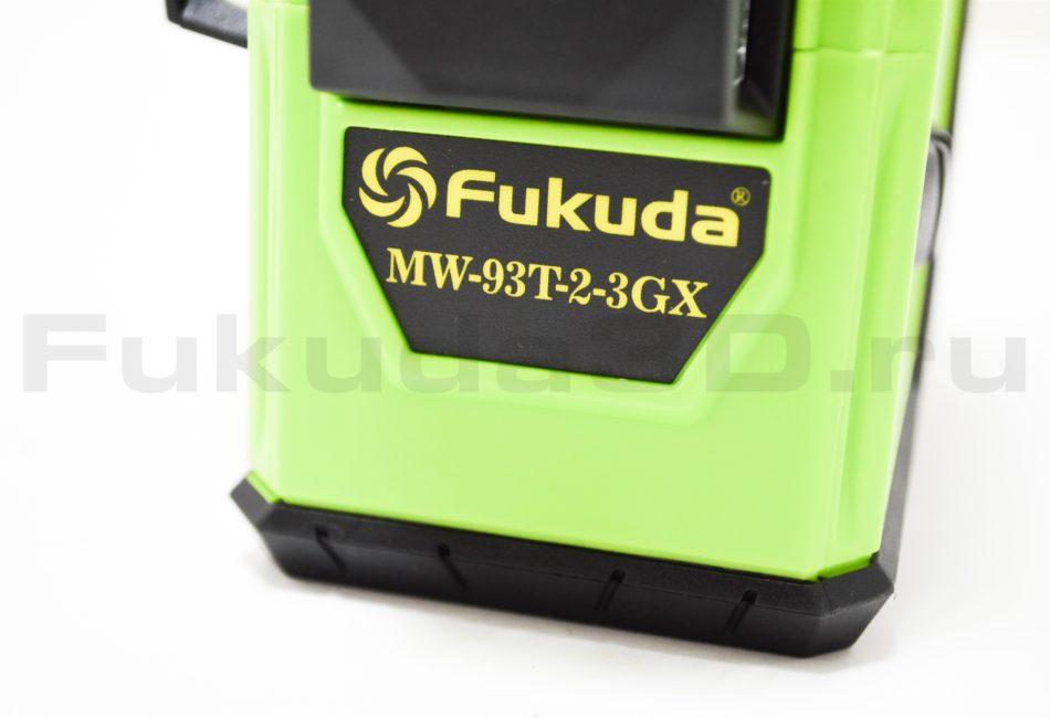 Лазерный нивелир Fukuda 3D MW-93T-2-3GX с синим лучом