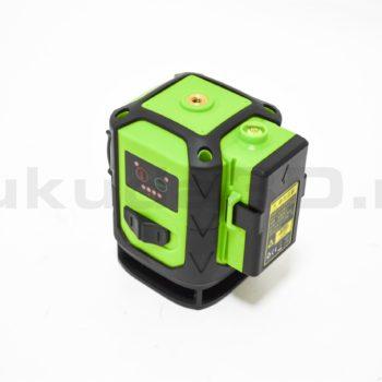 Лазерный уровень Fukuda 3D MW-93D-3GJ (зеленый луч)