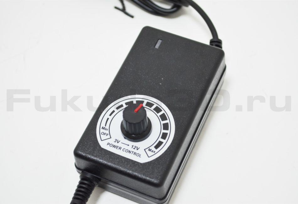 Электрический насос с регулятором расхода воды для алмазного бурения