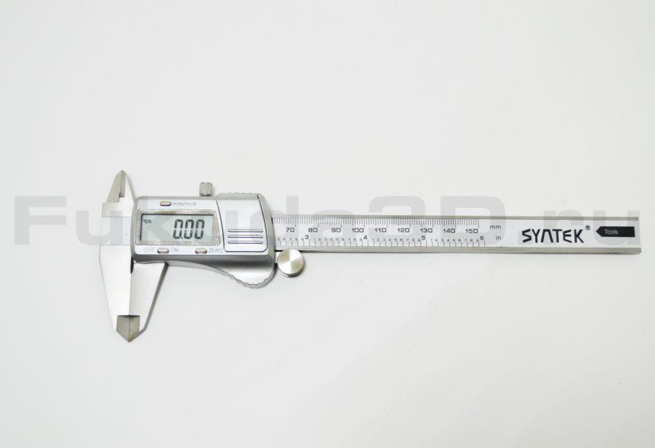 Промышленный штангенциркуль цифровой стальной