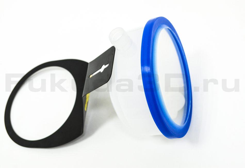 Водосборное кольцо для алмазного бурения