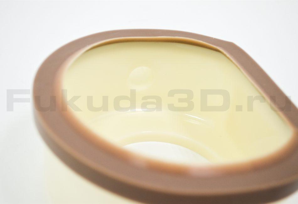 Угловое водосборное кольцо для алмазного бурения