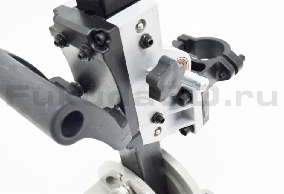 Наклонная станина для дрели алмазного сверления KEN 6110B - боковая фиксация