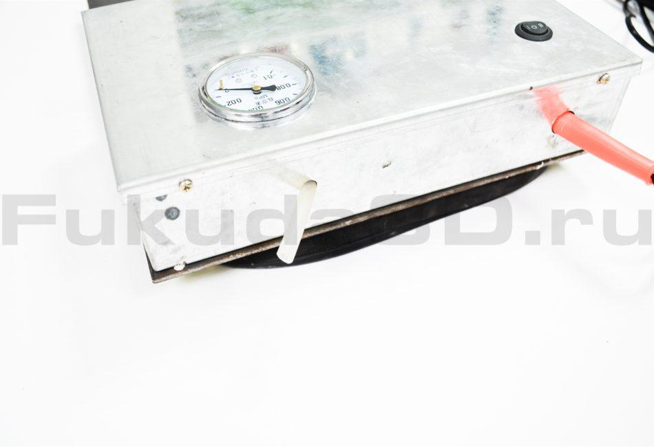Вакуумная плита для установок алмазного бурения в комплекте с насосом