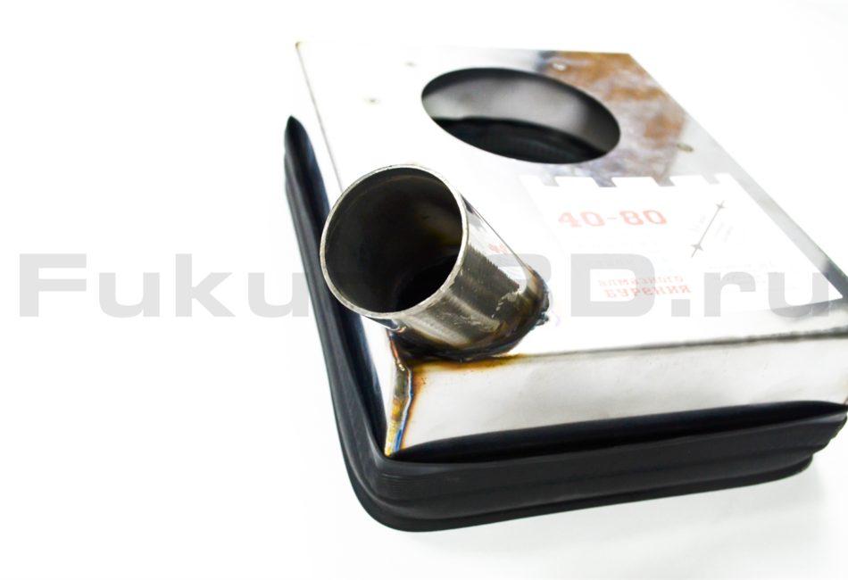 Водосборное кольцо для алмазного бурения 40-80 мм из нержавейки