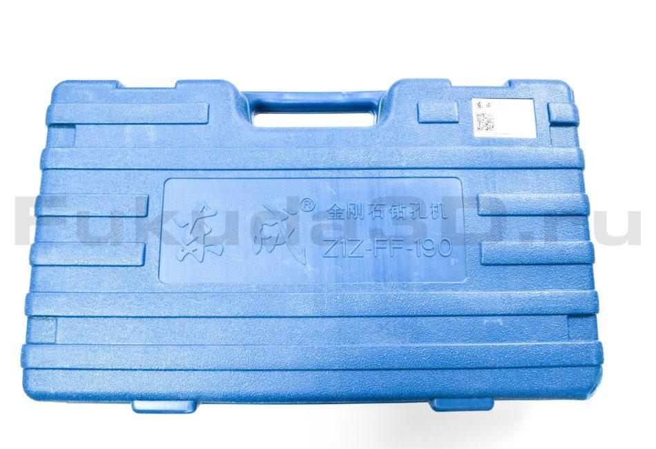 Установка алмазного бурения DongCheng Z1Z-FF-190