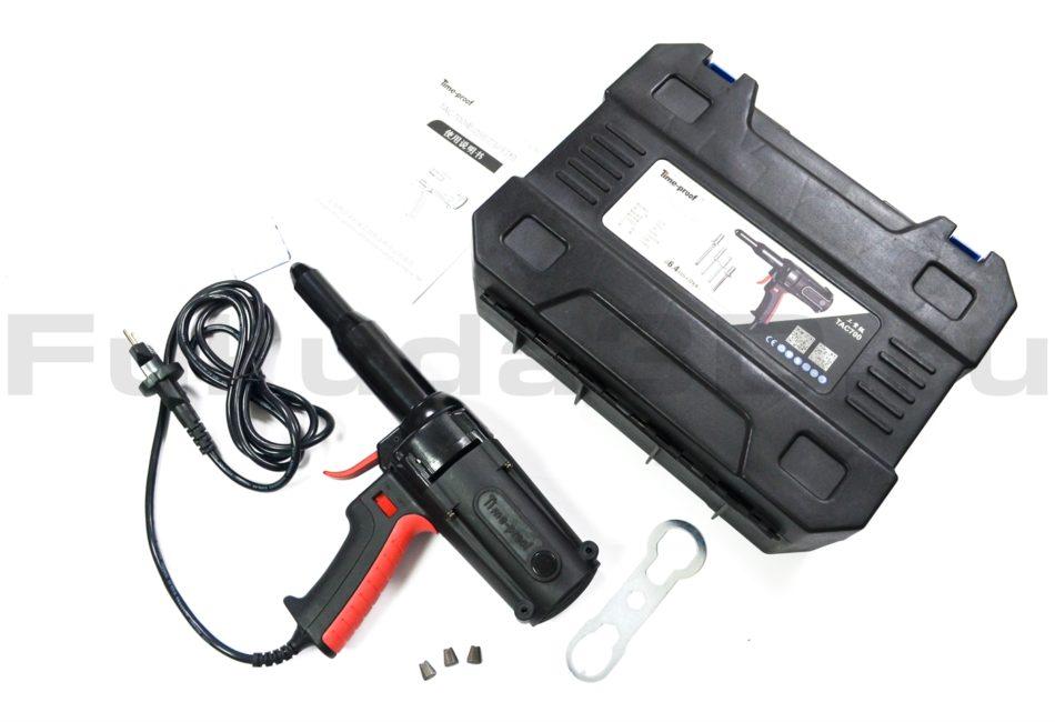 Электрический заклепочник Time-Proof TAC 700