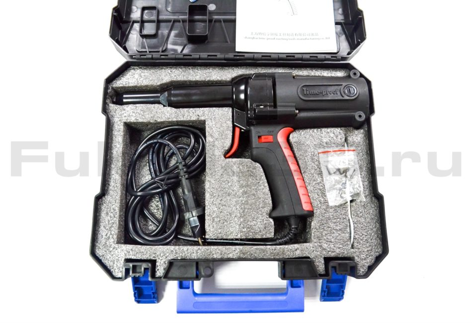 Электрический заклепочник Time-Proof TAC 700 - купить в интернет-магазине