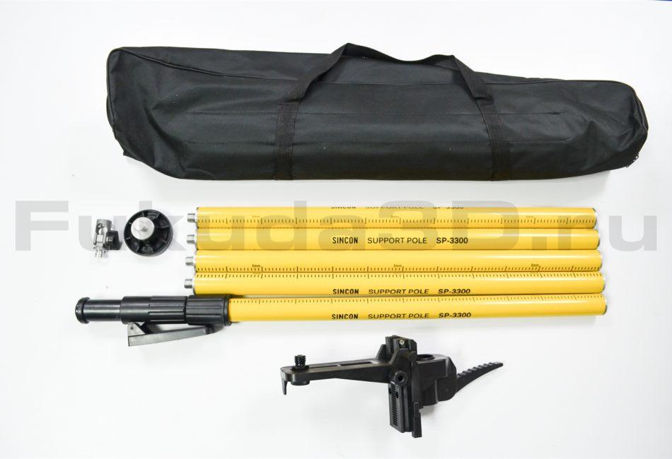 Распорная штанга для лазерного уровня