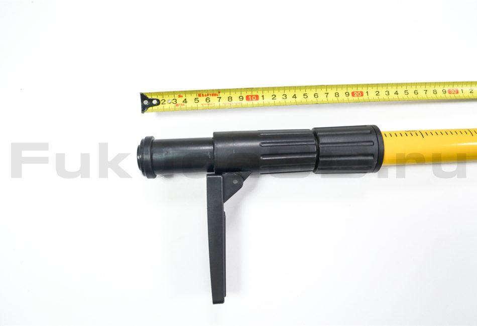 Сборная распорная штанга для лазерного уровня 3,6 м