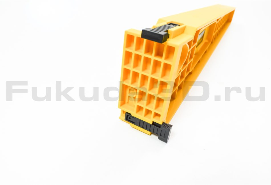 Мебельный шаблон для установки направляющих ящиков