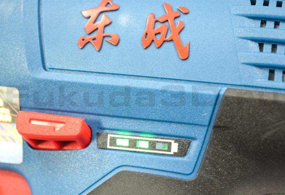 Шуруповерт DongCheng DCJZ18-10 14,4V 2.0 Ач