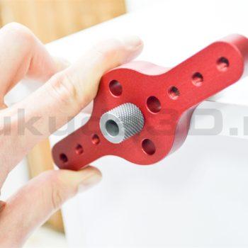 Кондуктор для сверления отверстий под шканты