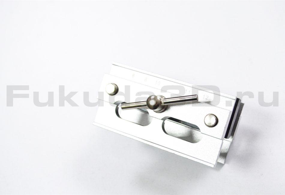 Мебельный кондуктор для сверления отверстий под шканты