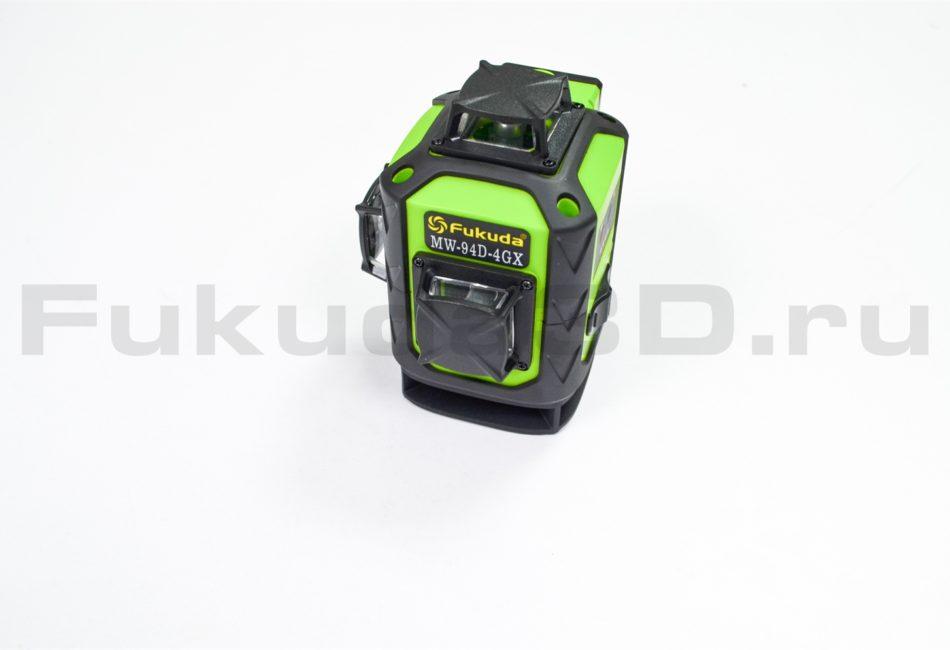 Лазерный уровень Fukuda 4D модель MW-94D-4GX
