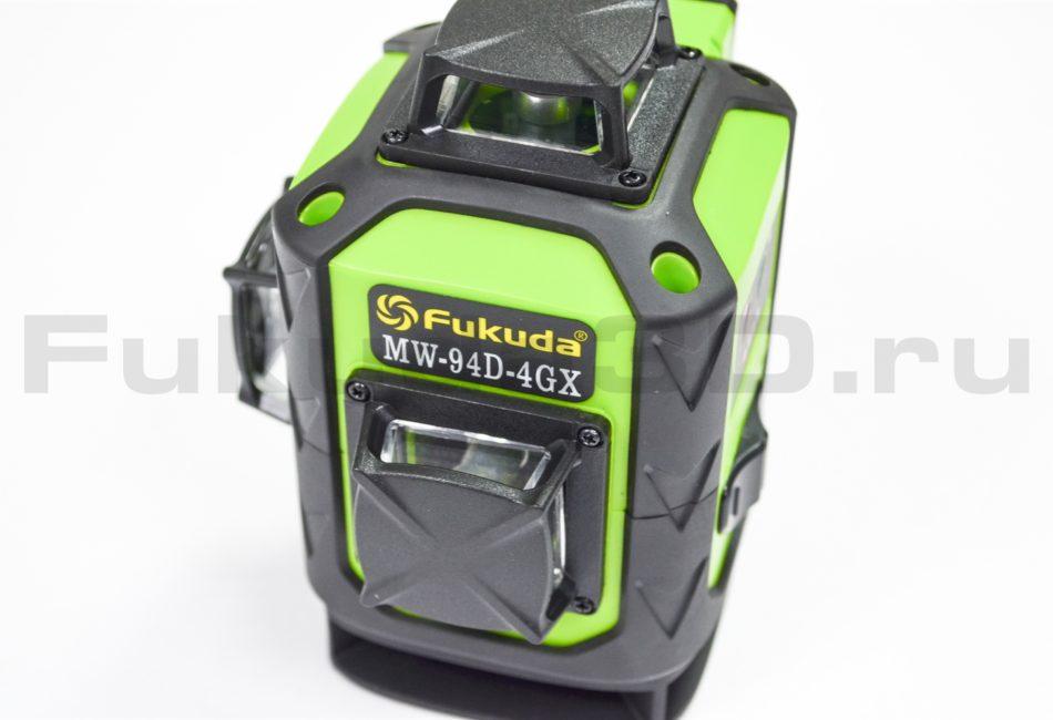 Лазерный уровень Fukuda 4D (MW-94D-4GX) - характеристики