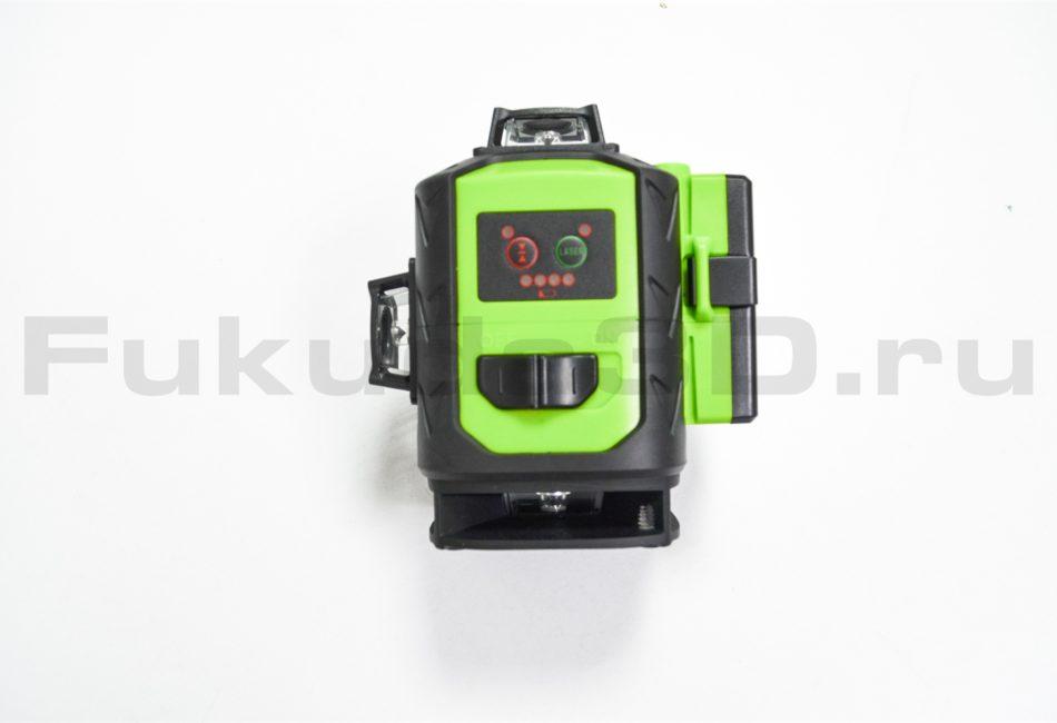 Лазерный уровень Fukuda 4D (MW-94D-4GX) - характеристики, отзывы, цена, комплектация