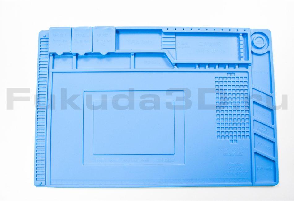 Термостойкий силиконовый коврик для пайки