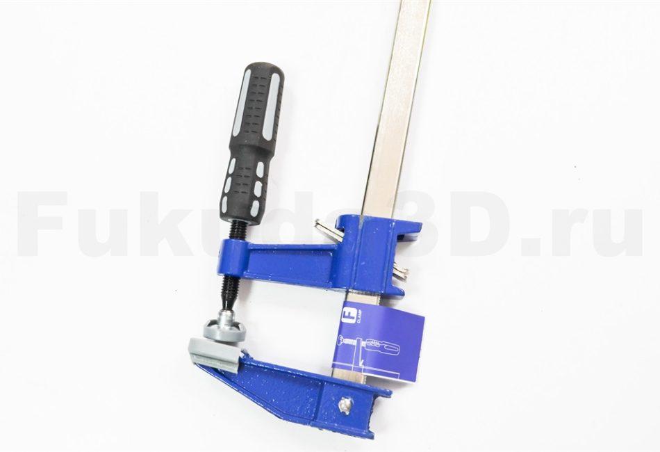 F-образная струбцина 300 мм купить с доставкой