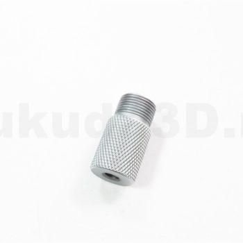 Съемная втулка для мебельного кондуктора 4мм и 5мм (М14x1мм)