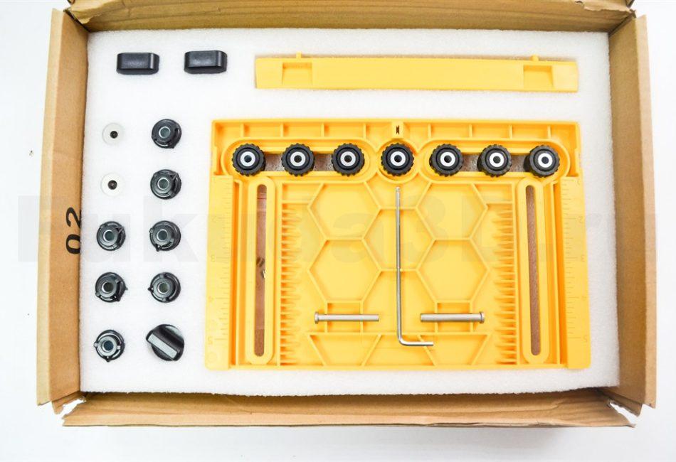Мебельный шаблон для установки ручек - купить с доставкой