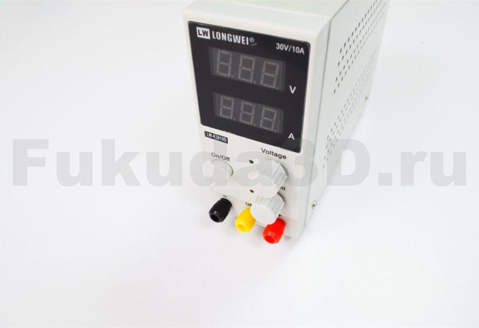 Лабораторный блок питания Longwei LW-K3010D - обзор, цена, характеристики