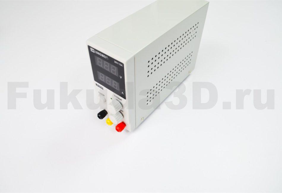 Лабораторный блок питания Longwei LW-K3010D имеет компактный размер