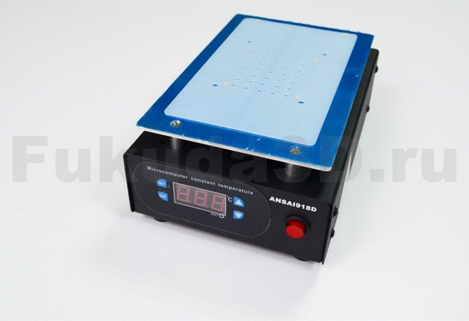 Сепаратор Ansai 918D вакуумный (для разборки сенсорных модулей)