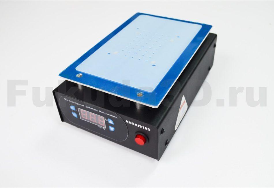 Вакуумный сепаратор дисплеем Ansai 918D