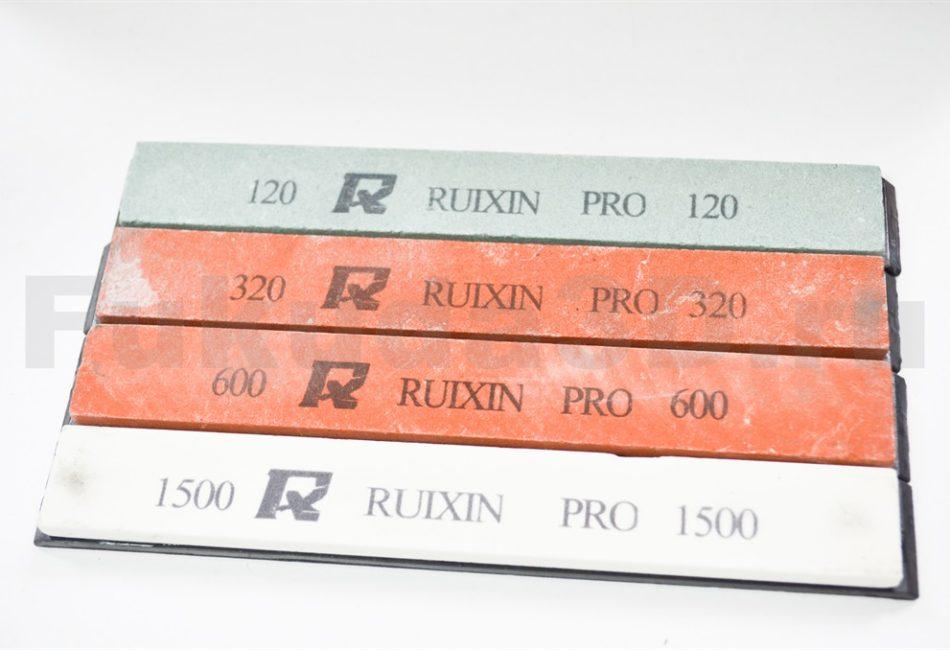Точилка для ножей Ruixin Pro RX-008 комплект камней в подарок