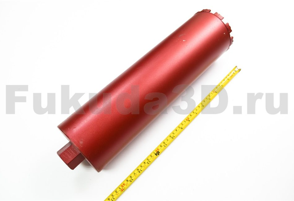 Алмазная коронка по бетону 120 мм