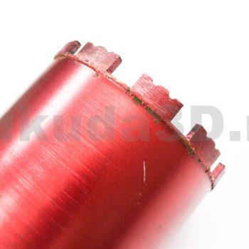 Алмазная коронка по бетону, кирпичу 132 мм - купить по выгодной цене