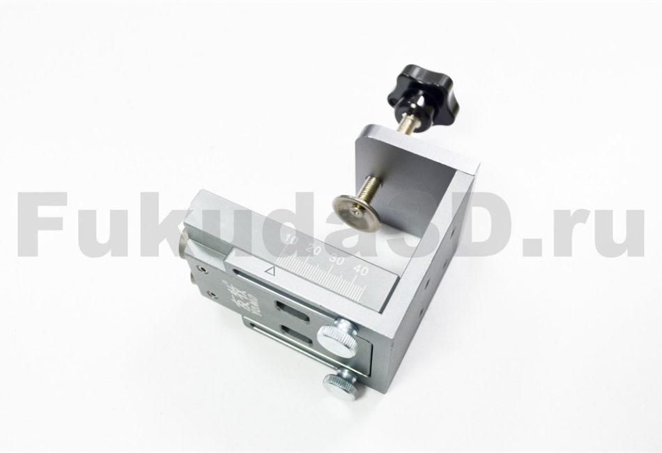 Мебельный кондуктор для сверления под косой шуруп - купить по выгодной цене