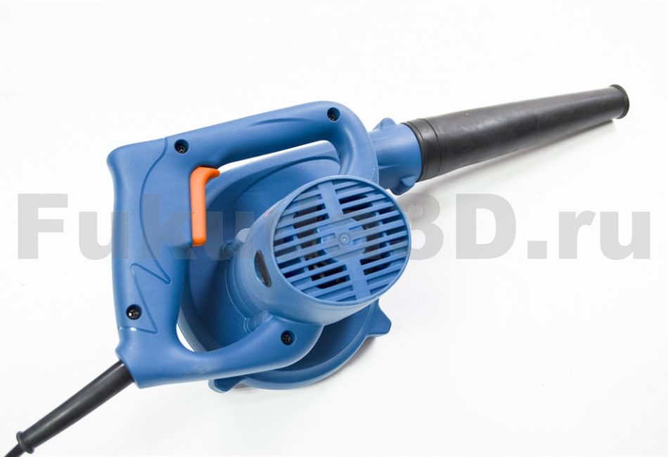Воздуходувка-пылесос DongCheng Q1F-FF-32 (680Вт) - фото, цена