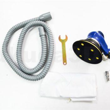 Пневматическая шлифовальная машинка (вакуум)