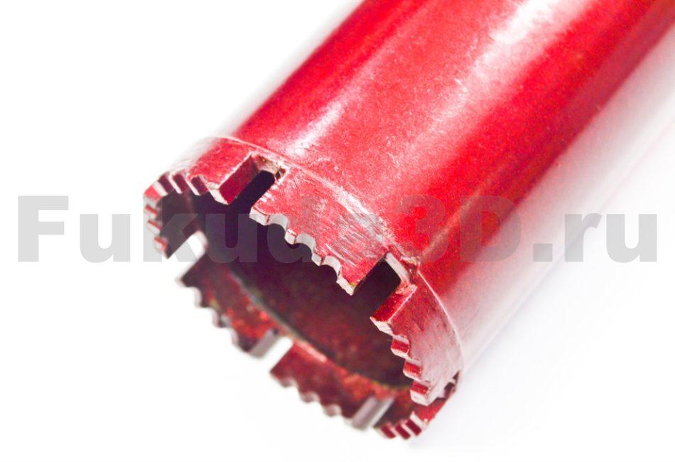Алмазная коронка для подрозетников 71 мм мокрорез