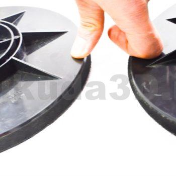 Шлифовальная подошва твёрдая 225 мм купить у производителя
