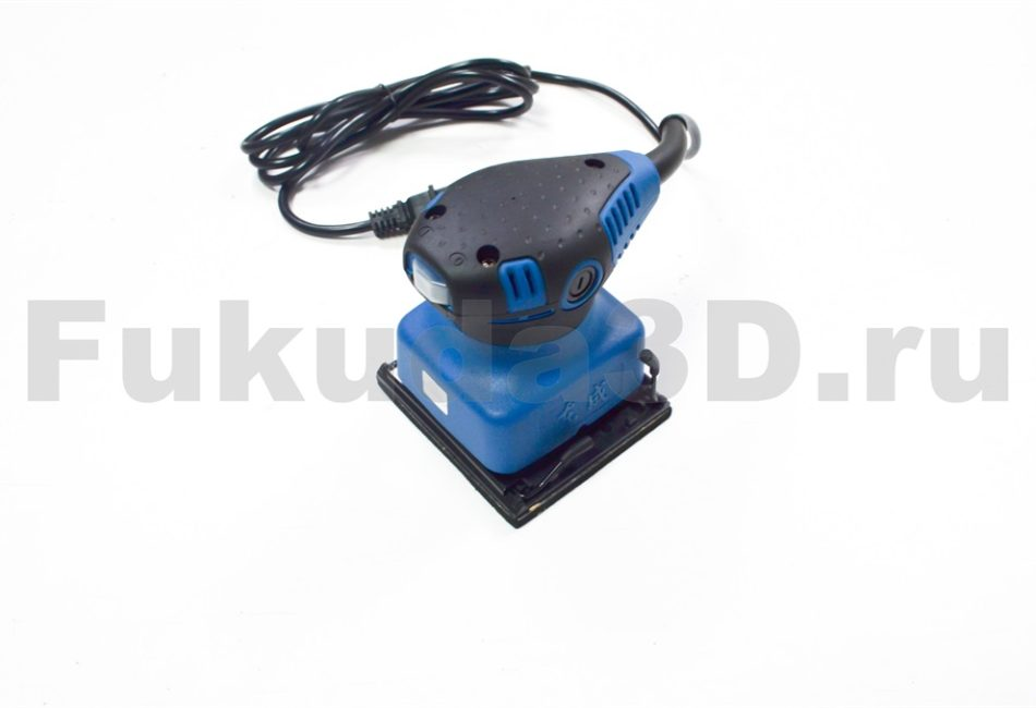 Профессиональная вибрационная шлифовальная машина - купить по выгодной цене