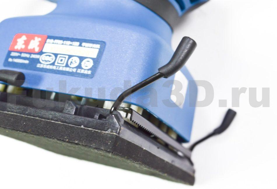Профессиональная вибрационная шлифовальная машина Dongcheng (110x100) - купить