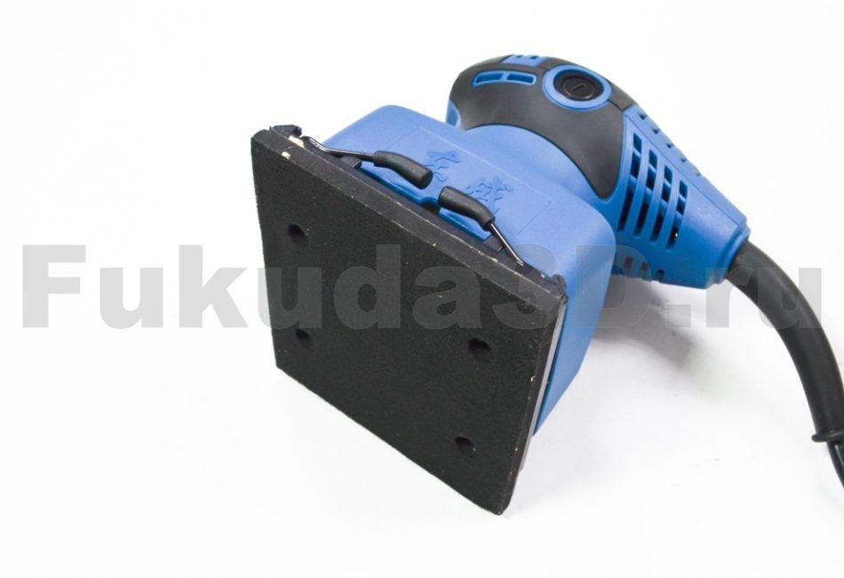 Профессиональная вибрационная шлифовальная машина Dongcheng (110x100) - купить по выгодной цене