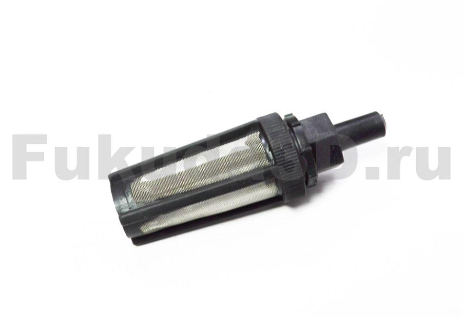 Насос для автоматической подачи воды при запуске установки - фильтр