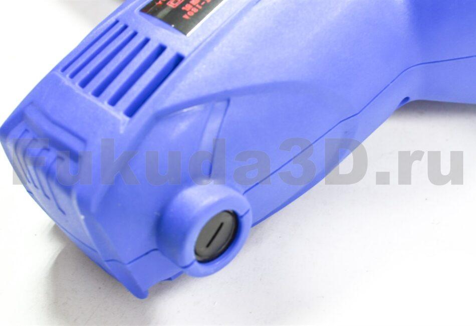 Качественная затирочная машина для стяжки и стен - легкий доступ к щеткам