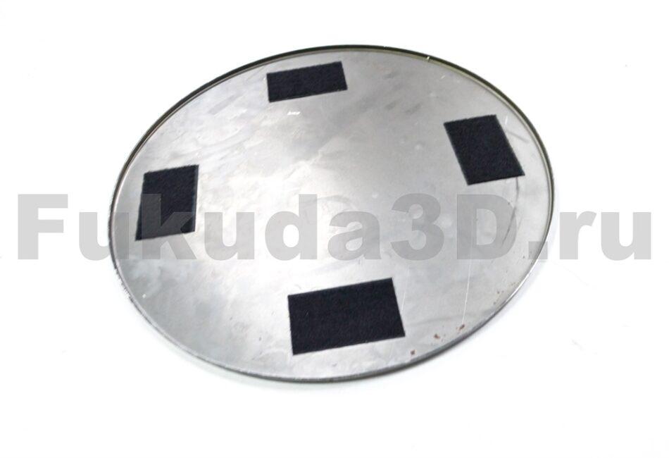Железный диск для затирки штукатурки