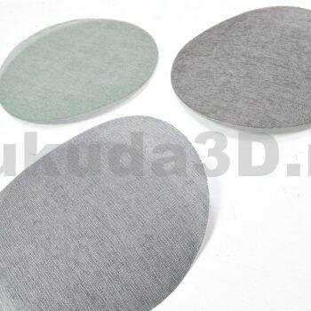 Купить Mirka шлифовальный круг сетка на липучке 225 мм