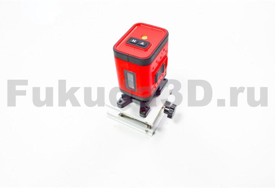 Лазерный нивелир SHIJING 7158 (зеленый луч) купить по низкой цене