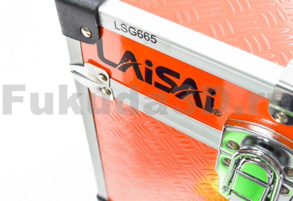 Лазерный уровень LAiSAi LSG665 (зеленый луч) купить