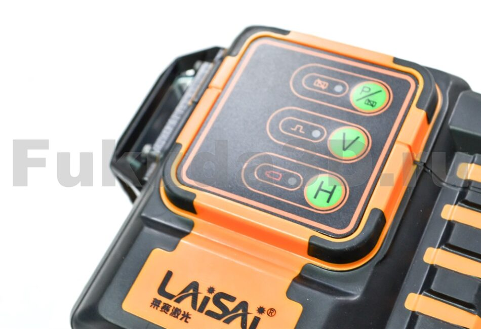 LAiSAi LSG665 c зеленым лучом купить