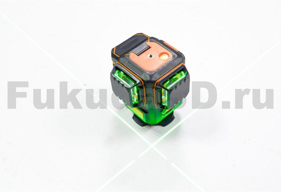 LAiSAi LSG665 c зеленым лучом - тонкая линия