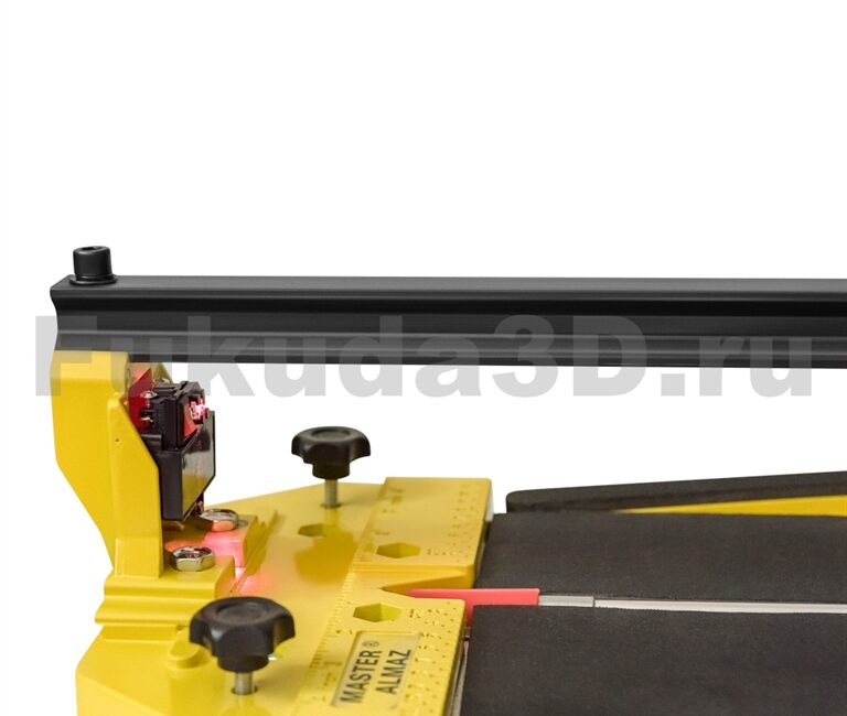 Рельсовый плиткорез МастерАлмаз 600 мм - с лазерным указателем
